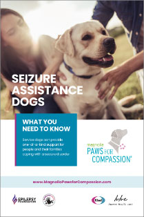 Seizure Assistance Dogs Brochure