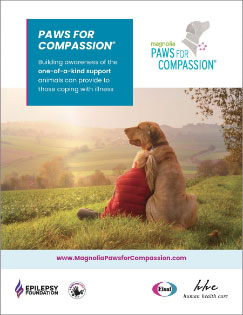 Magnolia PAWS for Compassion Brochure